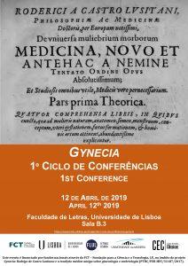 gynecia 1st conference Lisboa